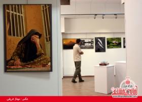 نمایشگاه عکاسی-رفسنجان-خانه خشتی (۳)