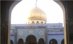 پیکر پاک شهید حسینی مدافع حرم در کرمان تشییع شد