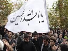 پخش زنده عزاداری صبح تاسوعای رفسنجان از رسانه ملی