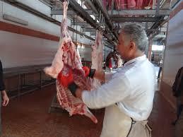 نظارت اداره کل دامپزشکی بر ذبح گوشت های قربانی روزهای تاسوعا و عاشورا