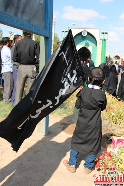 آیین عزای حسینی در شهر بهرمان رفسنجان-خانه خشتی (۱۰)