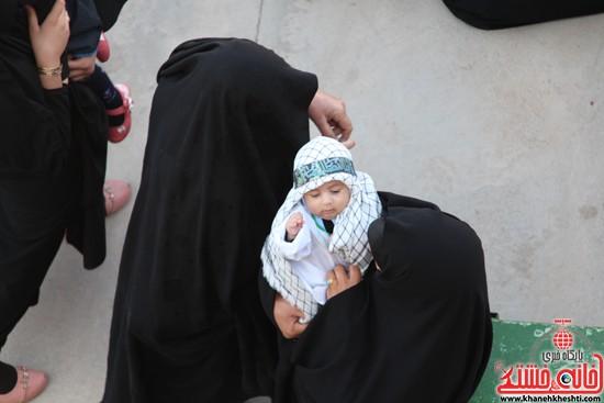 آیین عزای حسینی در شهر بهرمان رفسنجان-خانه خشتی (۱۳)