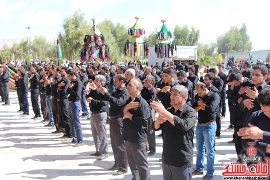 آیین عزای حسینی در شهر بهرمان رفسنجان-خانه خشتی (۱۵)