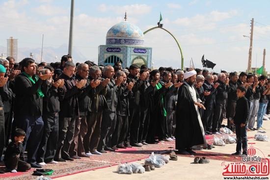 آیین عزای حسینی در شهر بهرمان رفسنجان-خانه خشتی (۱۷)