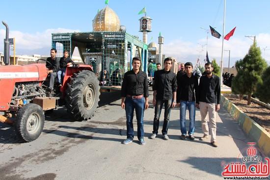 آیین عزای حسینی در شهر بهرمان رفسنجان-خانه خشتی (۵)