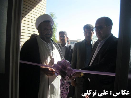 افتتاحیه نماز خانه کشکوئیه (۳)
