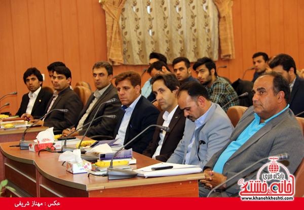 اولین سالگرد مجمع مشاوران جوان فرمانداری-رفسنجان-خانه خشتی (۳)