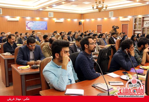 اولین سالگرد مجمع مشاوران جوان فرمانداری-رفسنجان-خانه خشتی (۸)