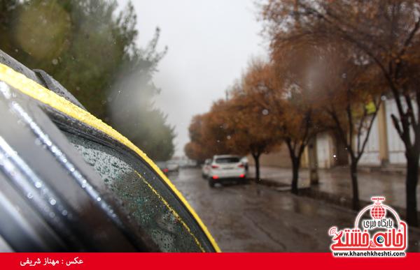 باران-رفسنجان-خانه خشتی (۱)