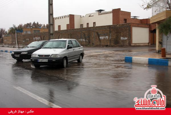 باران-رفسنجان-خانه خشتی (۲)