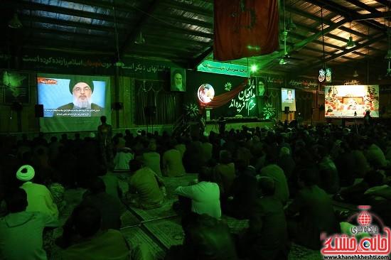 بزرگداشت شهدای مدافع حرم در رفسنجان-ohki oajd (3)