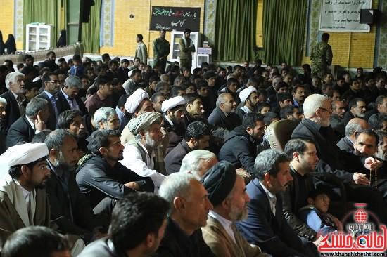 بزرگداشت شهدای مدافع حرم در رفسنجان-ohki oajd (7)