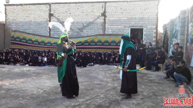 تعزیه هیئت علمدار کربلای رفسنجان_خانه خشتی (۱)