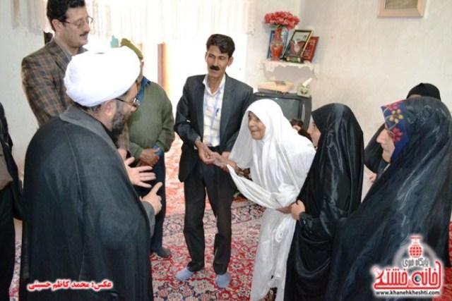 دیدار با خانواده شهی خورشیدی - پایگاه خبری خانه خشتی (۴)