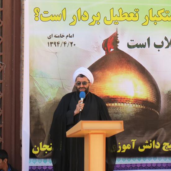 ملت ایران راهی را برای نفوذ آمریکا باز نخواهند گذاشت / انتخاب مجلسی همپای دولت یک فتنه بزرگ است