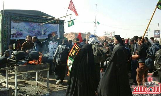 زائرین اربعین حسینی-رفسنجان-خانه خشتی (۱۳)