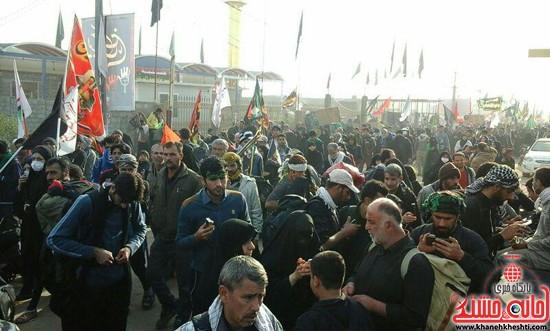 زائرین اربعین حسینی-رفسنجان-خانه خشتی (۱۴)