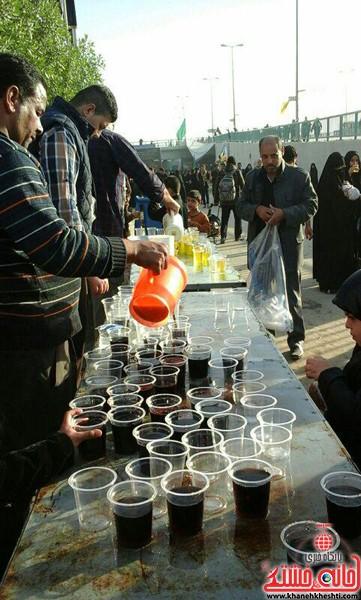 زائرین اربعین حسینی-رفسنجان-خانه خشتی (۱۸)