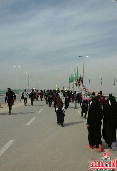 زائرین اربعین حسینی-رفسنجان-خانه خشتی (۲)