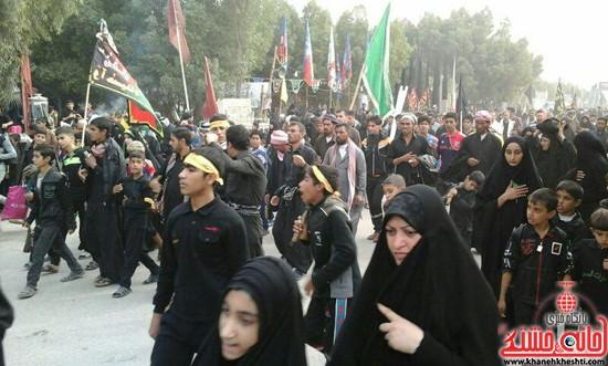 زائرین اربعین حسینی-رفسنجان-خانه خشتی (۲۵)