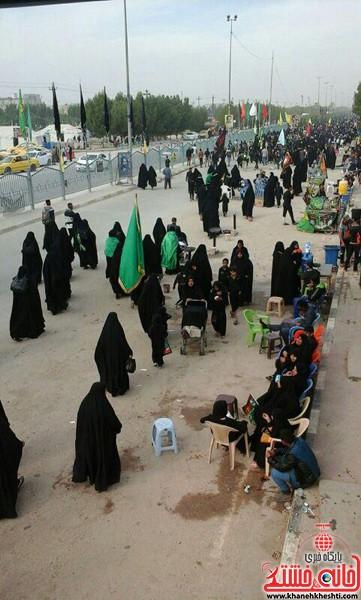 زائرین اربعین حسینی-رفسنجان-خانه خشتی (۲۶)
