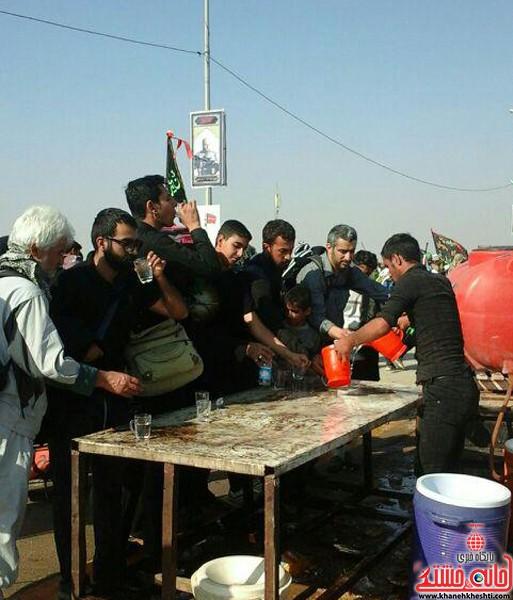 زائرین اربعین حسینی-رفسنجان-خانه خشتی (۴)