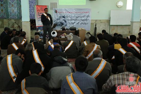 طرح افزایش ایمنی موتور سوارها در لاهیجان رفسنجان-خانه خشتی (۴)
