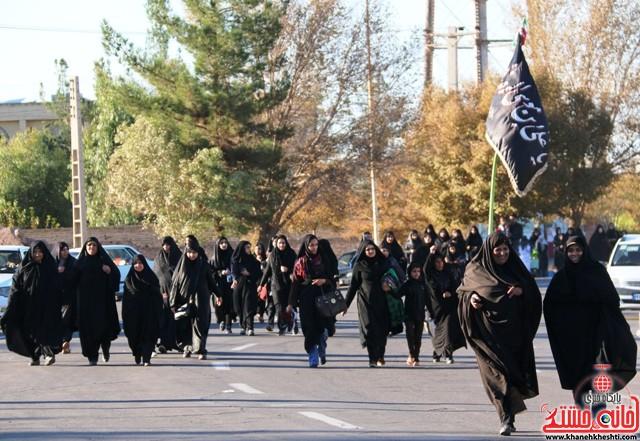 همایش پیاده روی اربعین رفسنجان_خانه خشتی (۱۴)