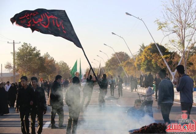 همایش پیاده روی اربعین رفسنجان_خانه خشتی (۲۱)