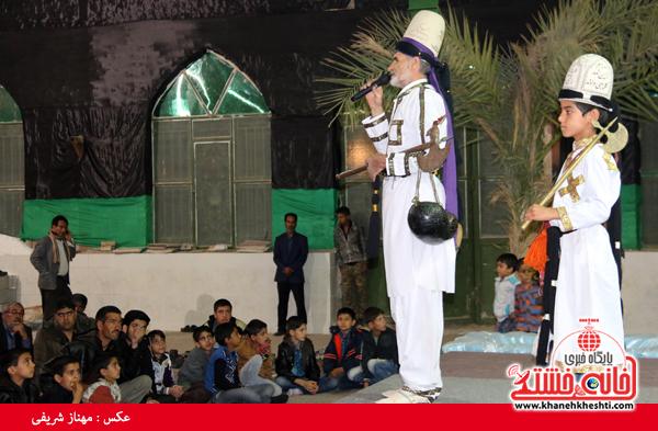 هیئت متوسلین حضرت علی اکبر (ع) رفسنحان-خانه خشتی (۱۱)