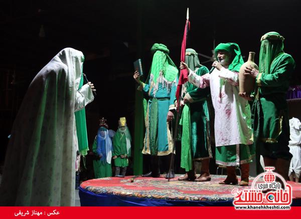 هیئت متوسلین حضرت علی اکبر (ع) رفسنحان-خانه خشتی (۱۷)