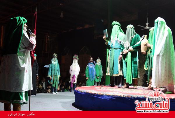 هیئت متوسلین حضرت علی اکبر (ع) رفسنحان-خانه خشتی (۱۸)