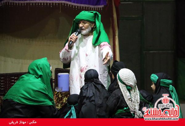 هیئت متوسلین حضرت علی اکبر (ع) رفسنحان-خانه خشتی (۱۹)