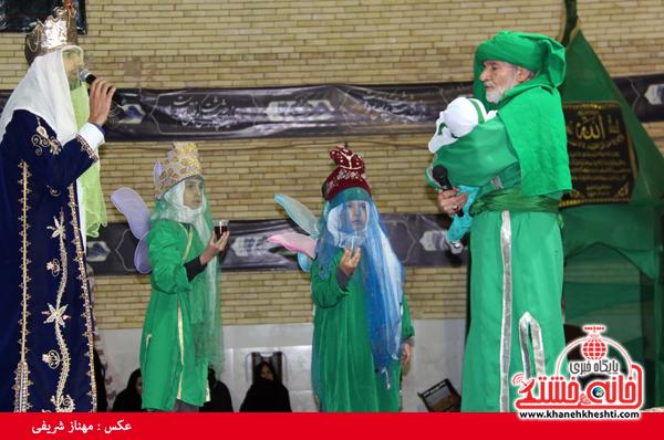 هیئت متوسلین حضرت علی اکبر (ع) رفسنحان-خانه خشتی (۶)