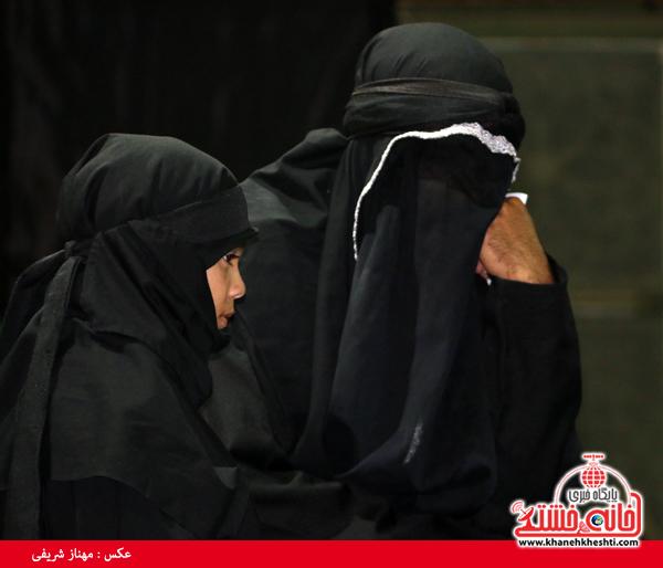 هیئت متوسلین حضرت علی اکبر (ع) رفسنحان-خانه خشتی (۸)
