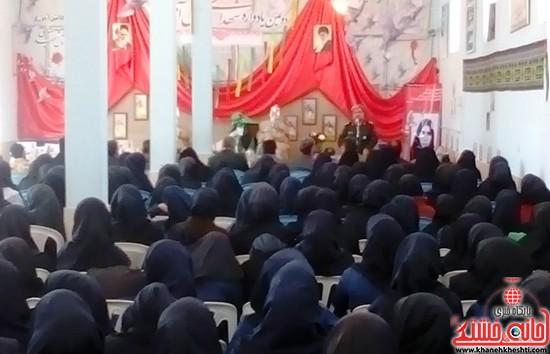 یادواره شهدای دانش آموز رفسنجان-خانه خشتی (۶)