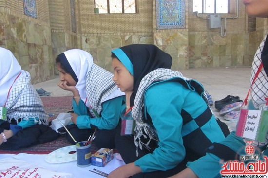 یوم الله ۱۳ ابان در رفسنجان-خانه خشتی (۷)
