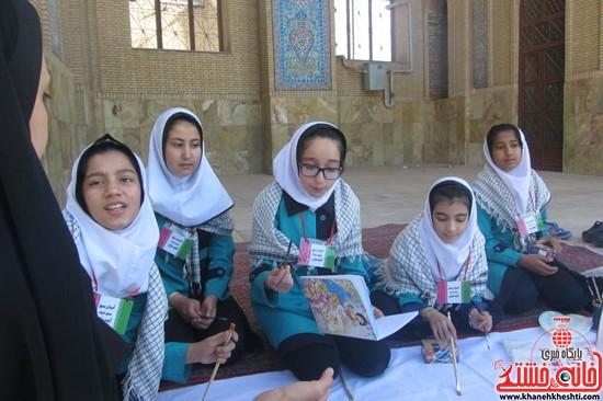 یوم الله ۱۳ ابان در رفسنجان-خانه خشتی (۹)