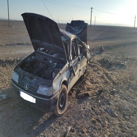 ۱۳ مصدوم افغان ارمغان تصادف سواری های پژو طی روزهای اخیر