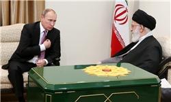 پوتین برای خنثی کردن توطئههای آمریکا به آیتالله خامنهای پیوست/ دیدار پوتین با رهبر ایران تضمین کننده سیاستهای یکپارچه ایران و روسیه در سوریه است