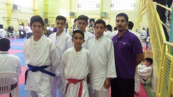 صعود باشگاه ملی پوشان رفسنجان به یک هشتم نهایی لیگ جوانه های کشور