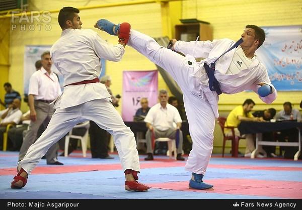 مسابقات استانی کاراته در رفسنجان برگزار می شود