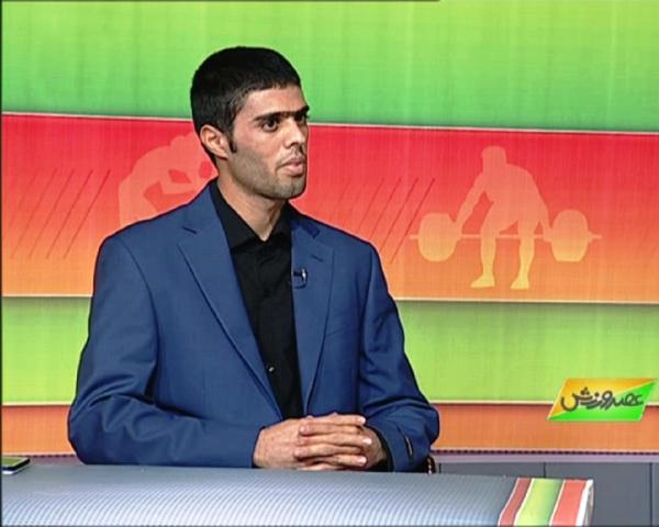 ابارقی: صددرصد به حضور در المپیک امیدوارم