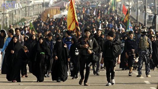 پیاده روی مردمی اربعین در رفسنجان برگزار می شود