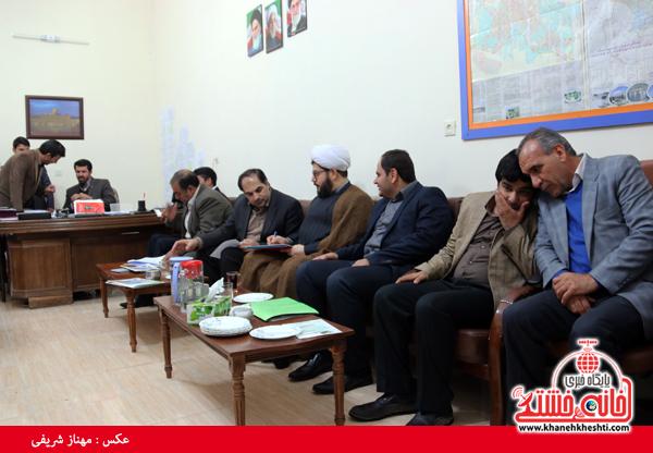 انتخابات مجلس رفسنجان۱۱-خانه خشتی