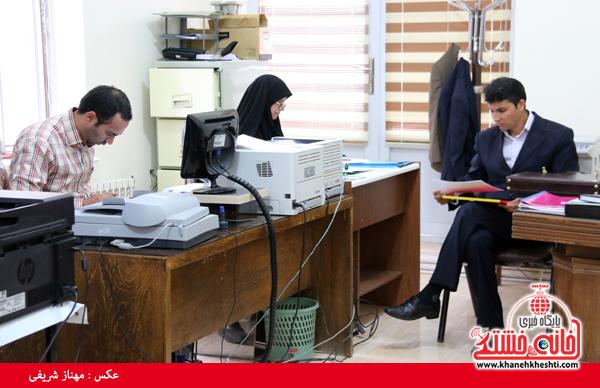 انتخابات مجلس رفسنجان۲۲-خانه خشتی