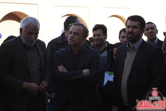 بازدید استاندار کرمان از خانه خشتی (۳)