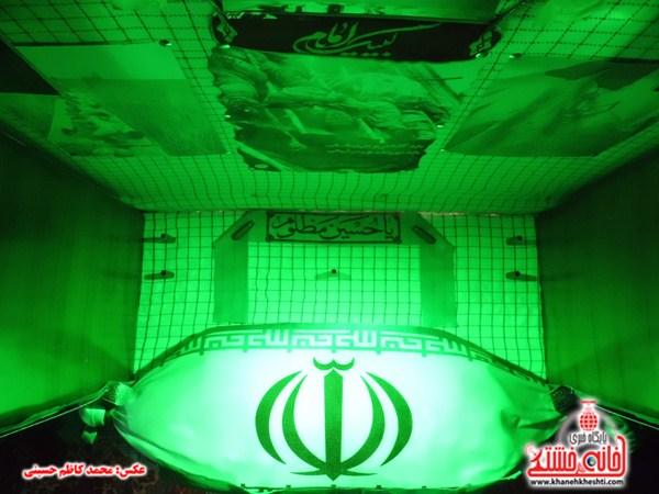 خانه خشتی . نمایشگاه شهید گمنام (۴)