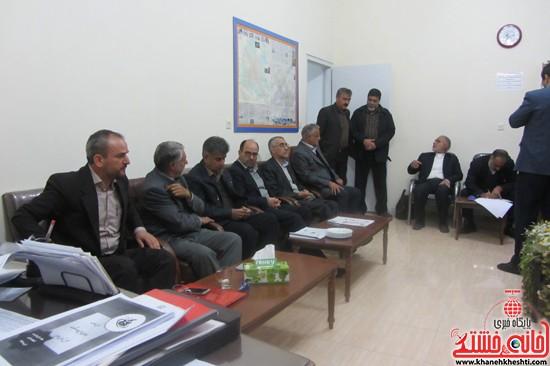 ششمین روز ثبت نام داوطلبین مجلس در رفسنجان-خانهخشتی (۵)