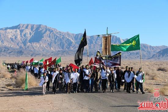 مراسم روز اربعین دره در رفسنجان-خانه خشتی (۱۰)